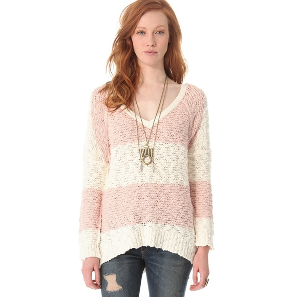 Free People Sweaters - Make an Offer Free People songbird knit sweater
